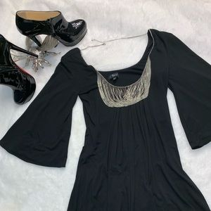 SKY dress gorgeous neckline size XS 🔥